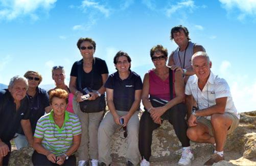 Associazione Isola Pianosa in escursione nell'Isola dell'Asinara