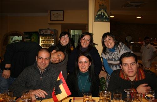 Cena sociale 2011… ecco la squadra di Asinara 4×4!
